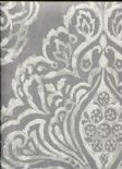 Origin Zellige Platinum Wallpaper 1641/924 By Prestigious Wallcoverings